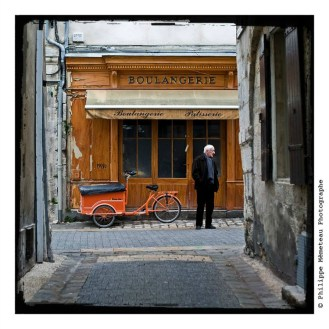 Philippe Mèmeteau, rue de La Rochelle