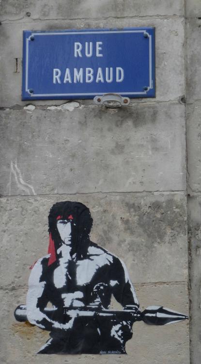 Rue rambaud, Noar Noarnito
