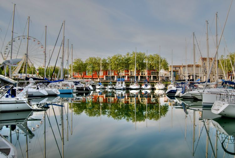 La Rochelle, Mickaël Thibaud