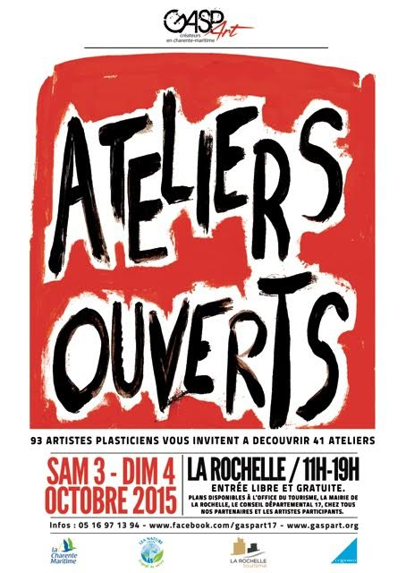 Affiche ateliers ouverts 2015