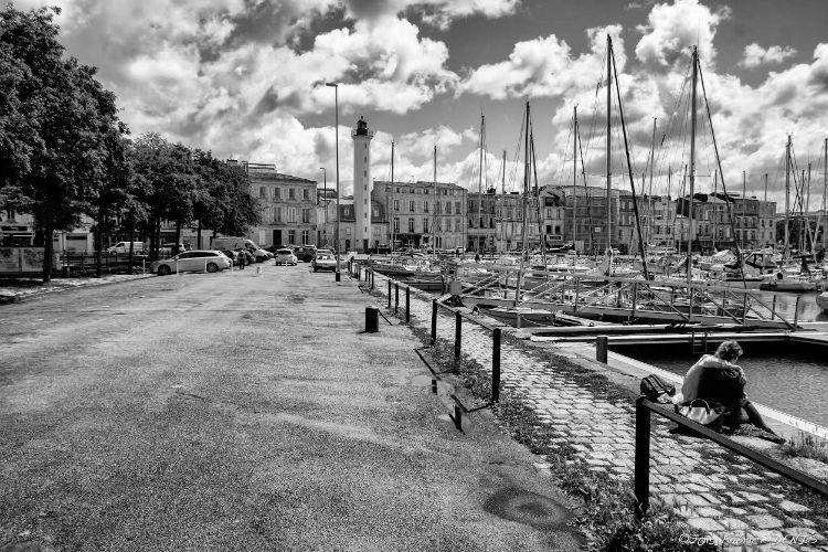 Quai Valin à La Rochelle