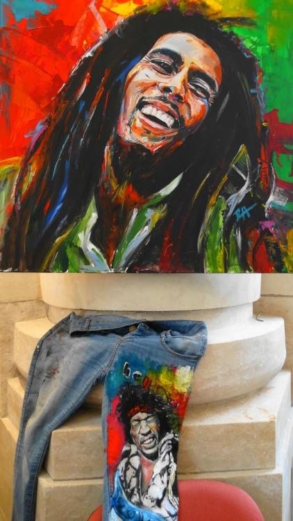 Iza à la Galerie Esquié