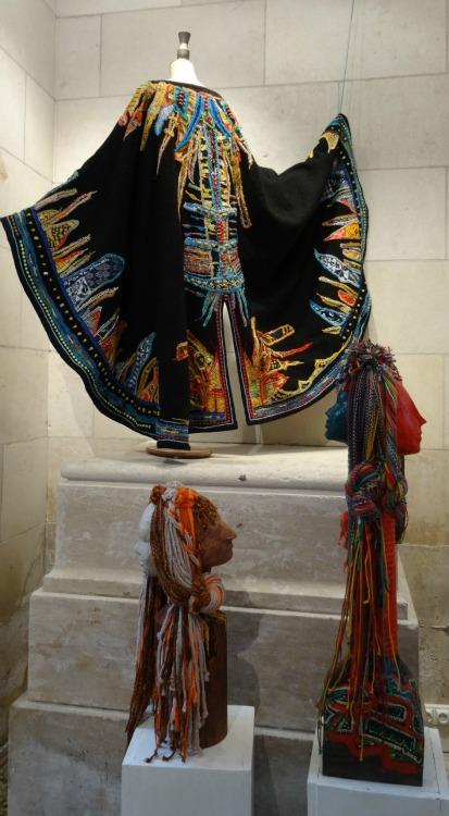 Nicole Morin Galerie Esquié expositions en gare de La Rochelle