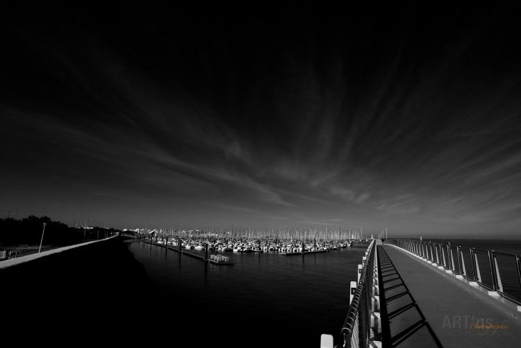 Fabien Artus, Port des Minimes - La Rochelle