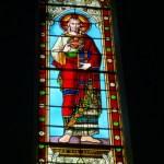 La Chapelle des Dames Blanches, vitrail