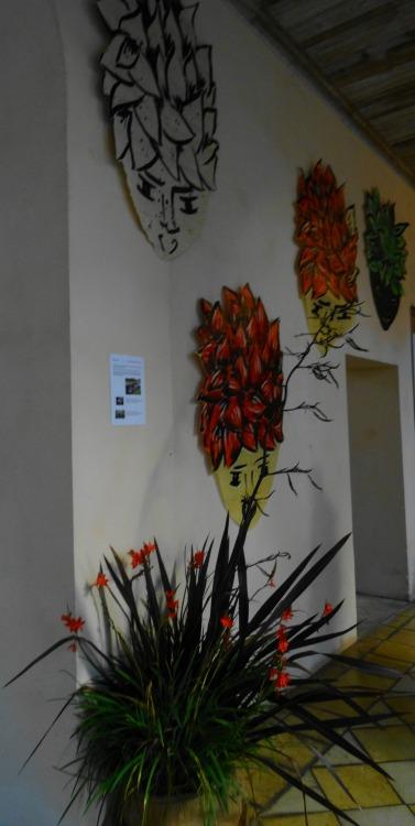 Exposition Chrysanthème au Cloitre des Dames Banches de La Rochelle du 29 octobre au 20 novembre 2016