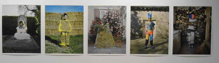 Ida Jakobs 11 artistes pour 100 portraits La Rochelle