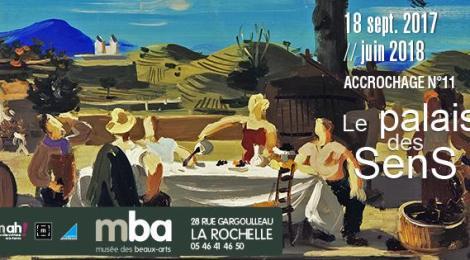 le Palais des sens - Musée des Beaux arts de La Rochelle