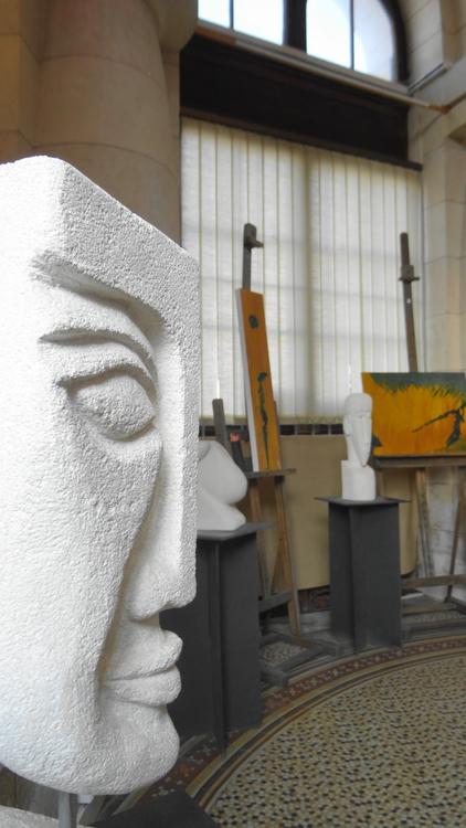 Expositions en gare de La Rochelle Gepsy et Kaagari Galerie Esquié La Rochelle du 10 au 23 février 2018