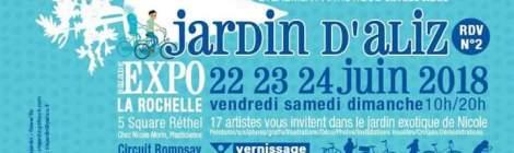 Jardin d'Aliz 2018 - Infos