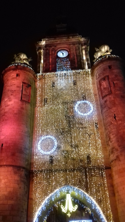 La Rochelle en fête - La Grosse Horloge - Marguerite La Rochelaise