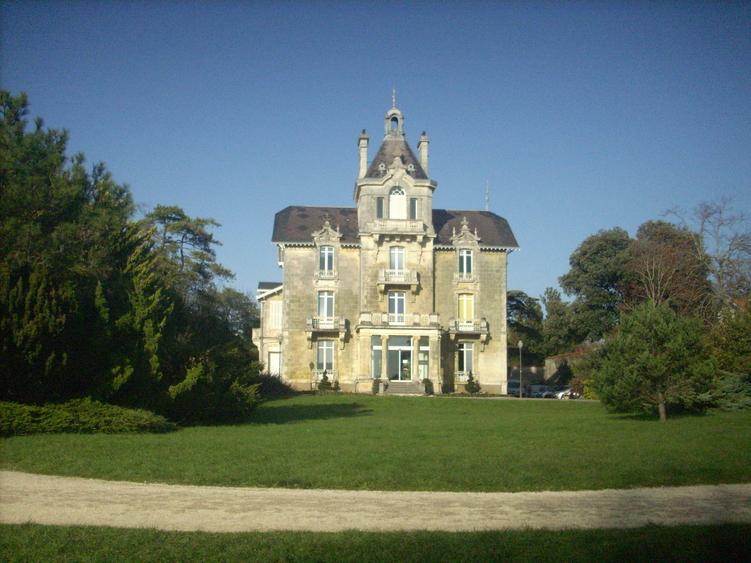 Villa Port Louis, Maison des écritures de La Rochelle