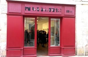 Atelier Bletterie - Les galeries de La Rochelle