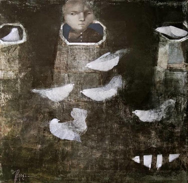 Festival Oiseau du Bonheur La Rochelle @Alexey Terenin