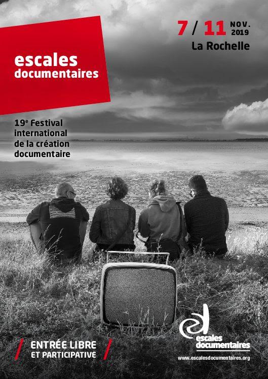 Escales Documentaires La Rochelle - affiche