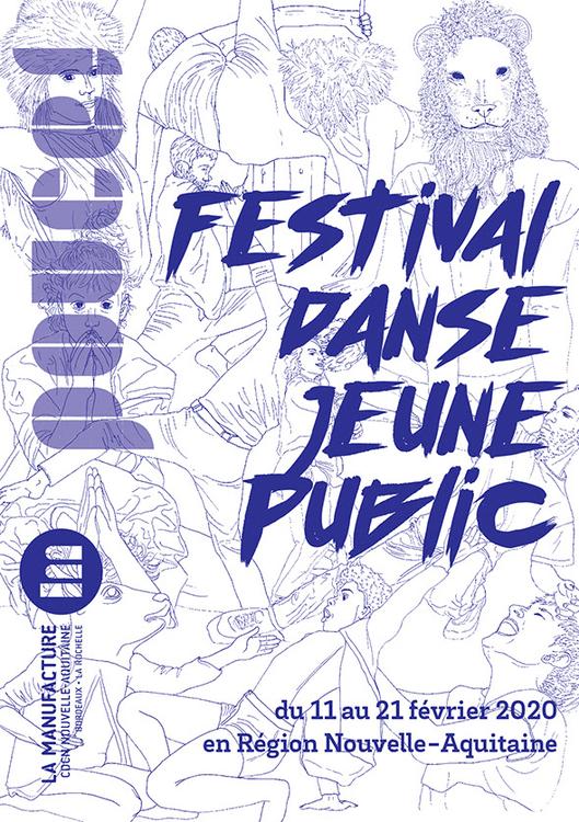 Pouce ! Festival Danse Jeune Public