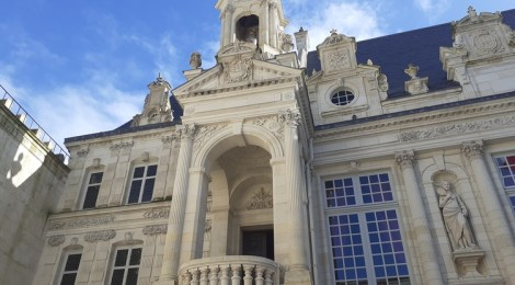 Hotel de ville La Rochelle