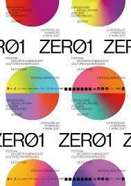 Affiche Festival Zero1 2021