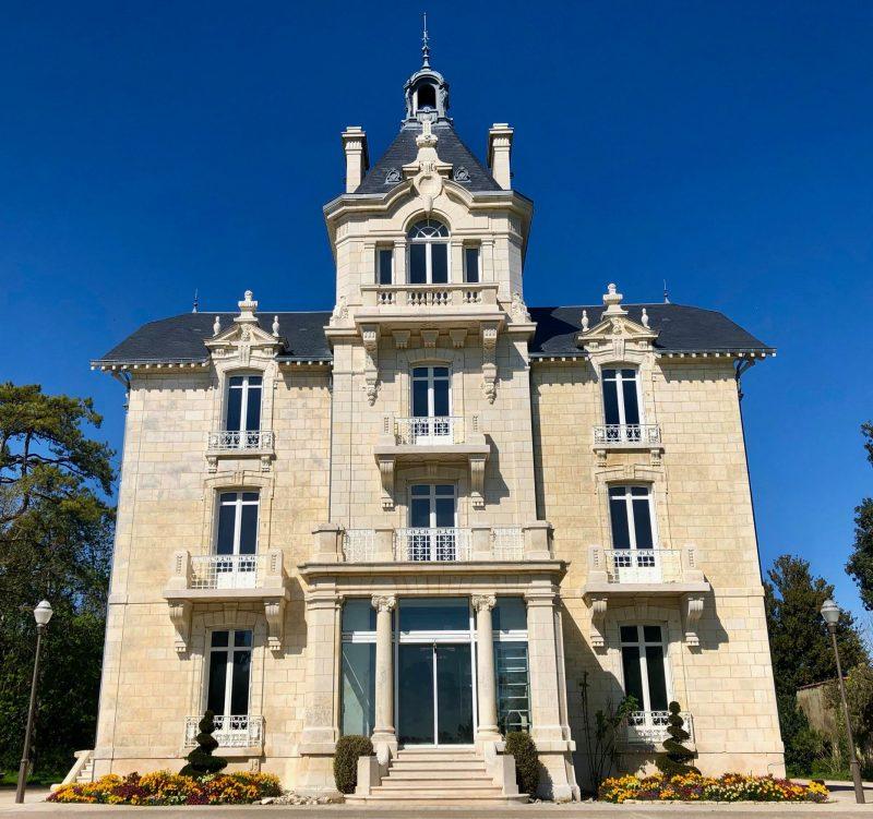Maison des Ecritures La Rochelle - par Bruno Baverel