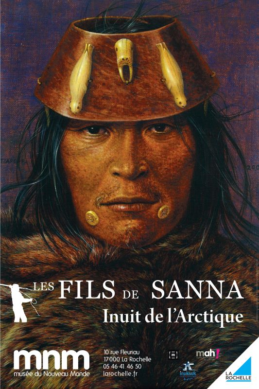 Les fils de Sanna - Musée du Nouveau Monde La Rochelle
