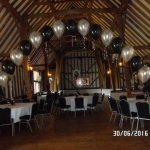 Proms night at Bury Lodge