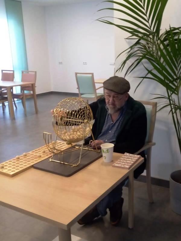Albrecht beim Bing9