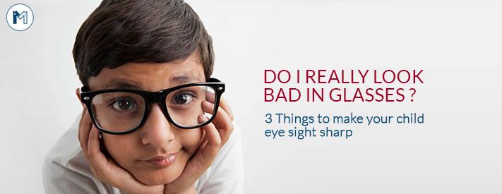 Child's Eyesight
