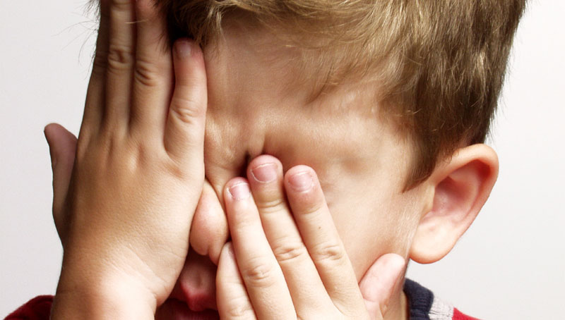 Child's Eyesight is weak