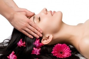 Massage your scalp to regrow your hair