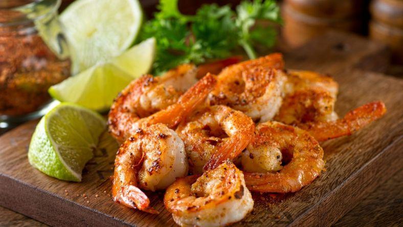 benefits of Shrimp for children