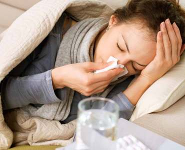 Flu home remedies