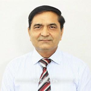 Prof. Dr. Muhammad Riaz Chaudhry