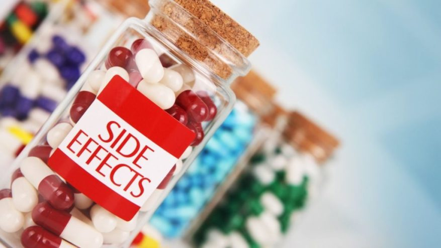 Supplements side effects
