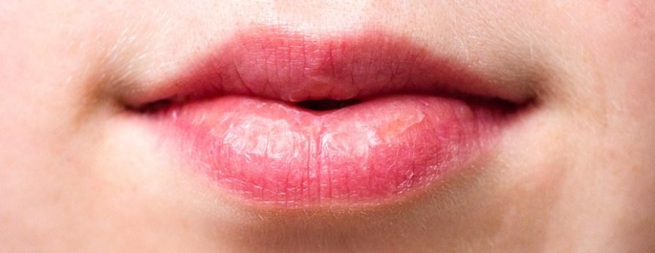 flawless pink lips