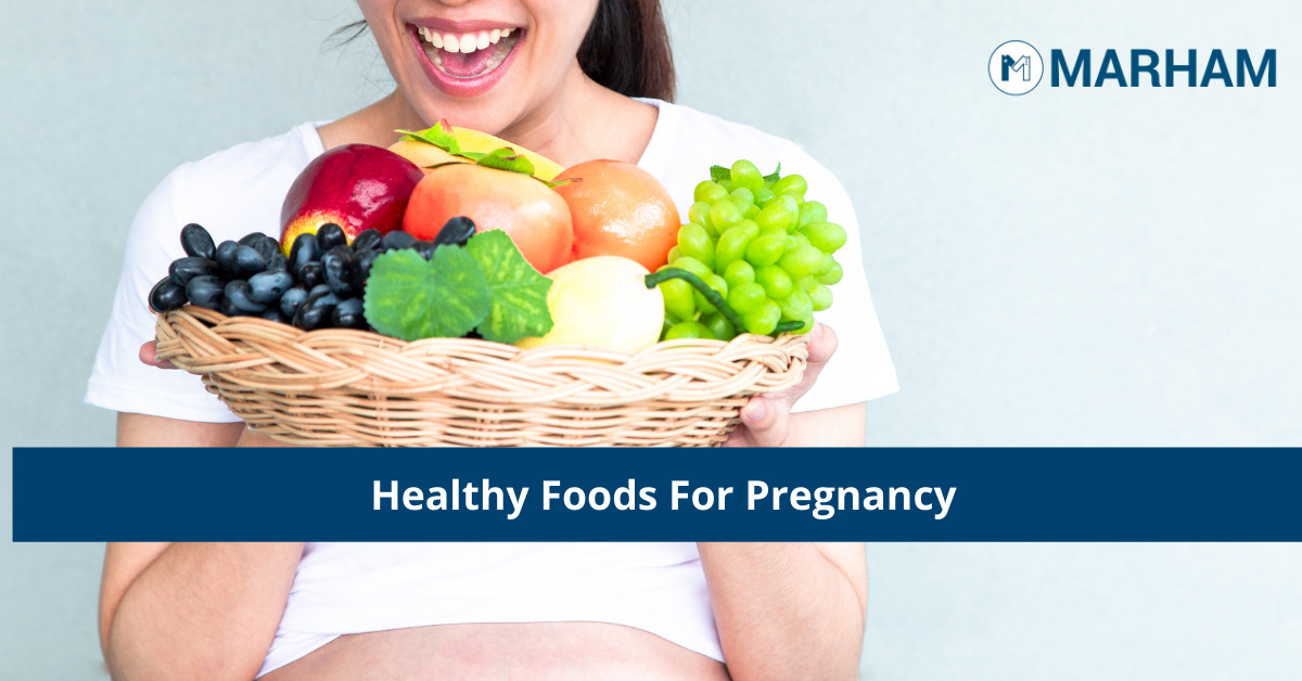 healthy foods for pregnancy