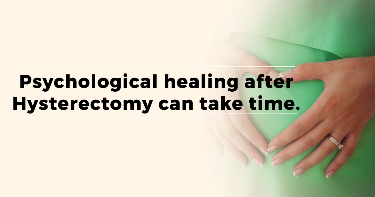 Reasons of Hysterectomy
