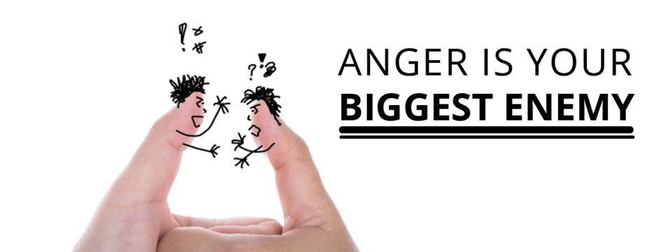 strategies to control anger
