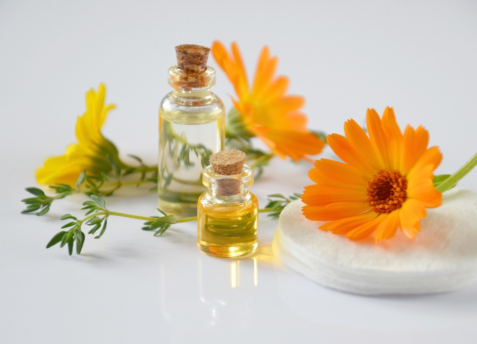8 Natural Oils for your Beauty