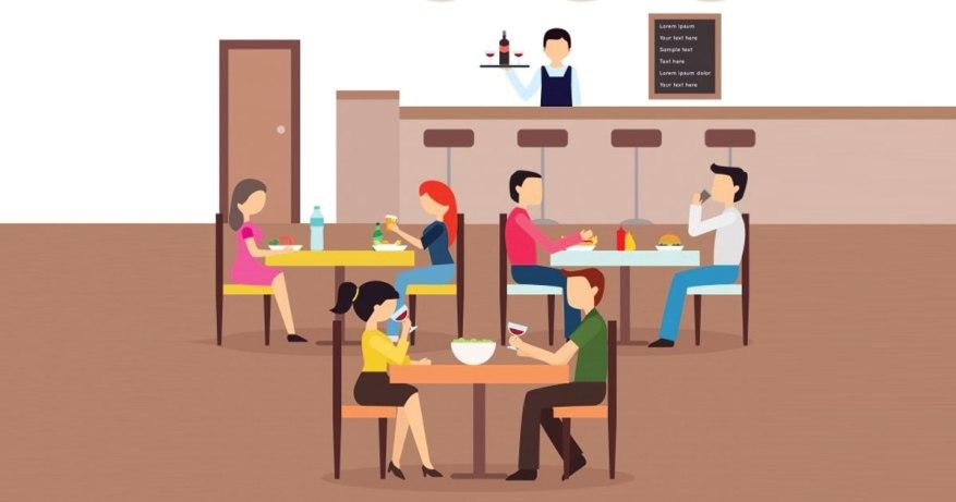 Be a Regular Customer of Restaurant