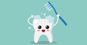 teeth staining preventions
