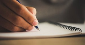 writers can get affected by carpal tunnel syndrome