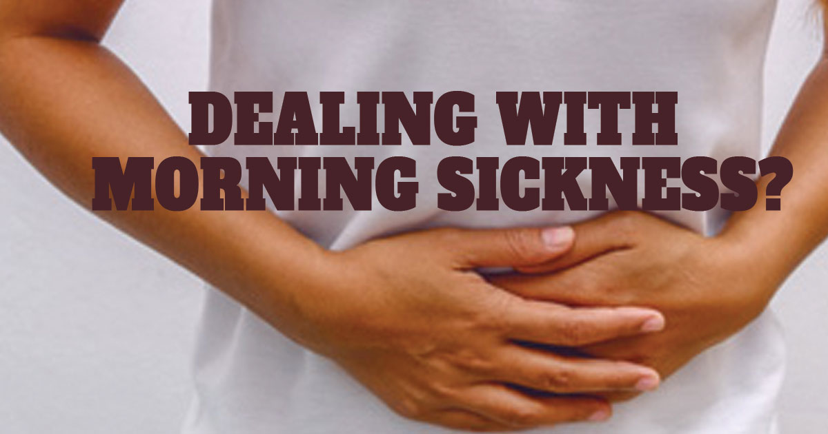Healthy Ways to Relieve Morning Sickness in Pregnancy