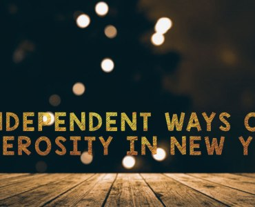 6 Money Independent Ways of Generosity in New Year