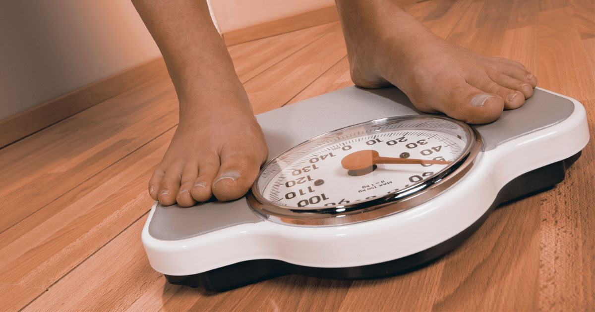 underweight people have health issues