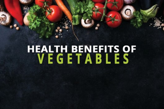vegetables are healthy