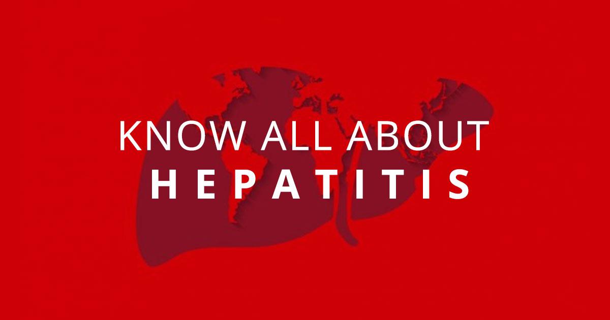 5 Types of Viral Hepatitis