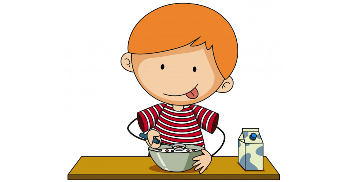 4 Tips to Develop Healthy Eating Habits in Kids