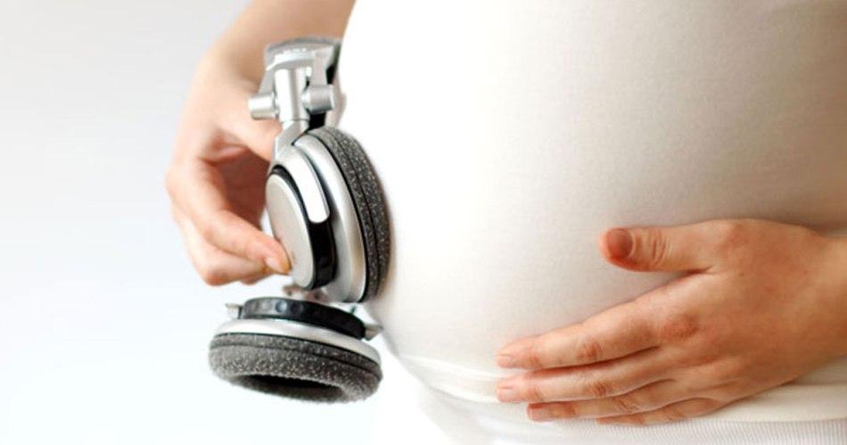 loud noise in pregnancy