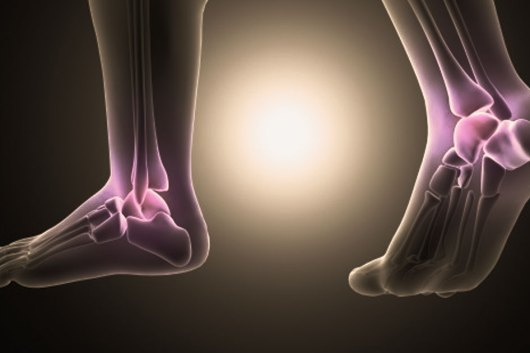 6 Causes of Foot and Ankle Pain