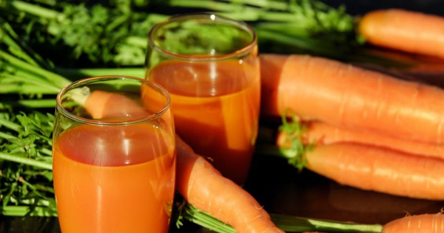 carrots for healthy body